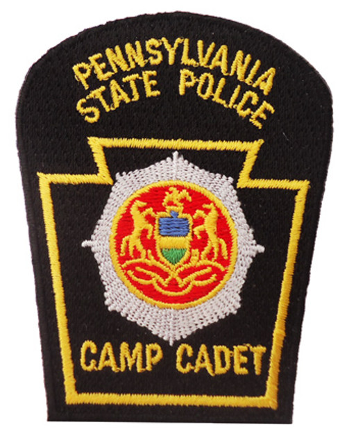 Pennsylvania State Police Camp Cadet Patch