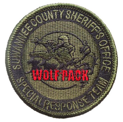 Suwanee County Sheriff`s Office Patch