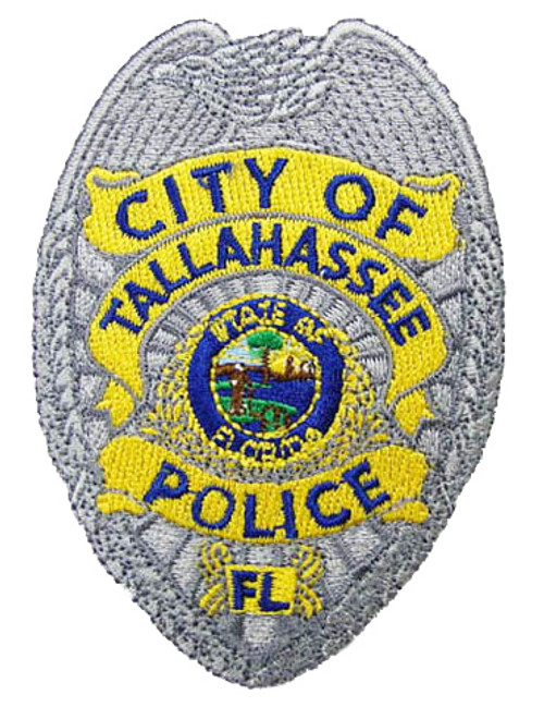 Tallahassee Police Patch