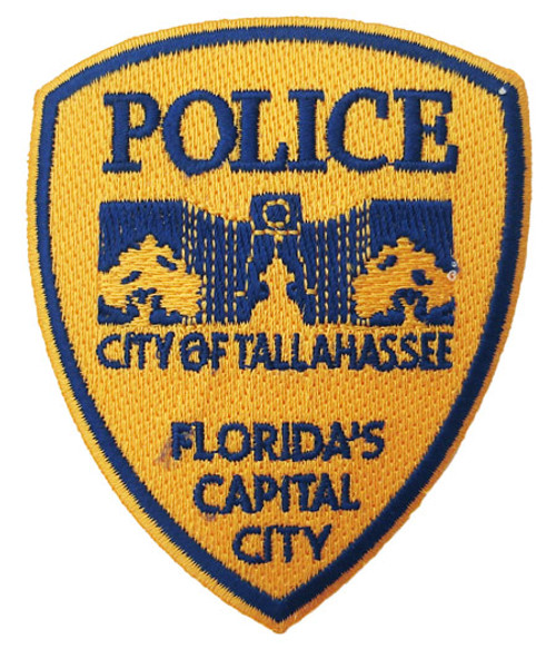 FL TPD Patch Tallahassee Patch design
