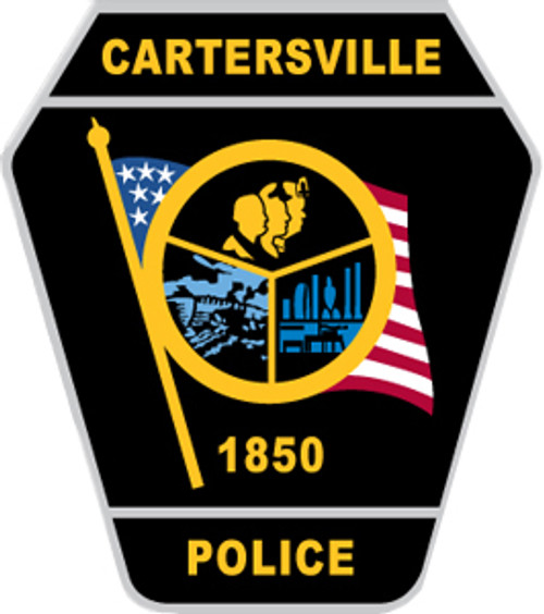 Cartersville Police Department Patch