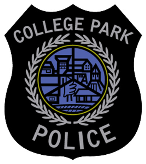 College Park Police Department Patch