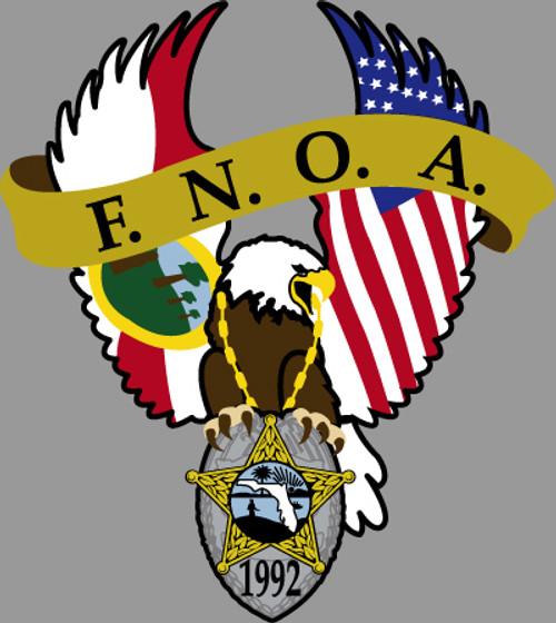 F.N.O.A. 4.5 Inch Patch