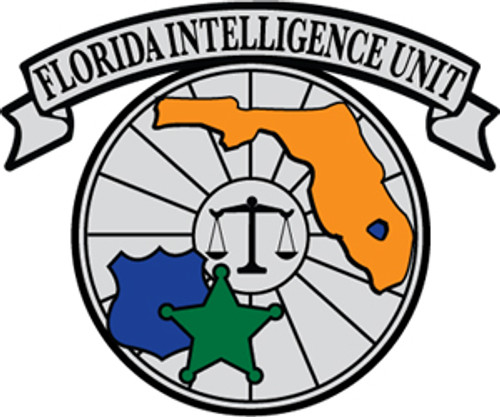 Florida Intelligence Unit Patch