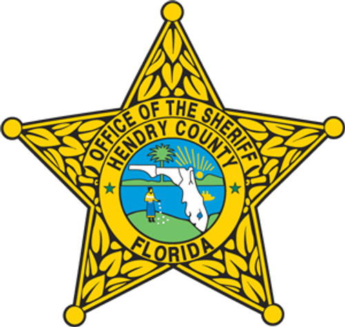Hendry County Sheriff's Office Star Patch