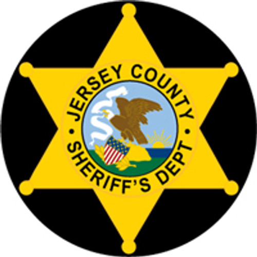 Jersey County Sheriff's Department Star Patch