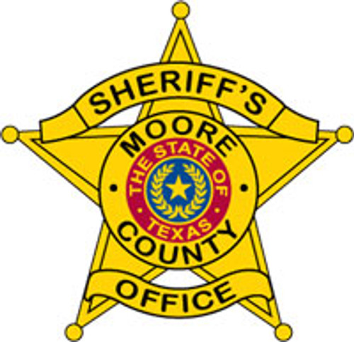 Moore County Sheriff's Office Star Patch