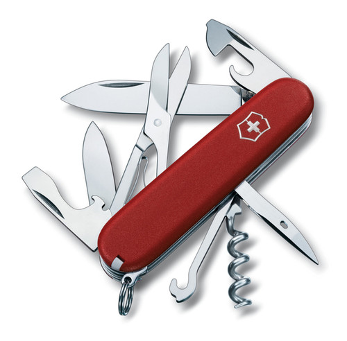 Swiss Army Knife - Climber (Various Colors)