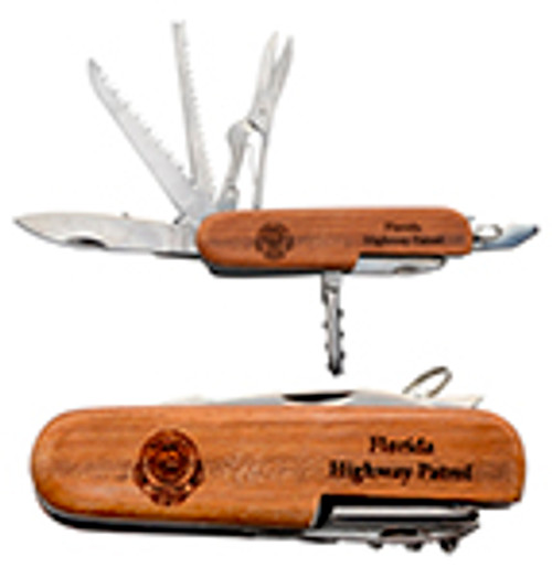 FLORIDA HIGHWAY PARTOL BIG BUBBA KNIFE