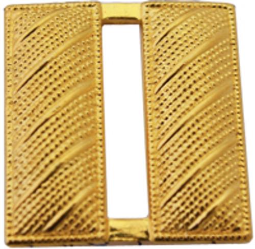 Corrugated Captain (Large-Gold)