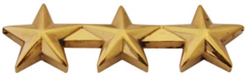 "3 Stars 3/4"" (Gold)"
