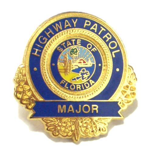 FHP Major Lapel Pins