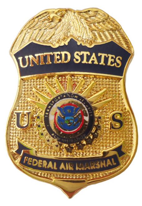 US Federal Air Marshal Lapel Pin