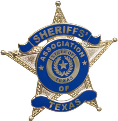 Sheriffs' Association of Texas Pin