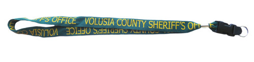 Volucia County Sheriff's Office Lanyard