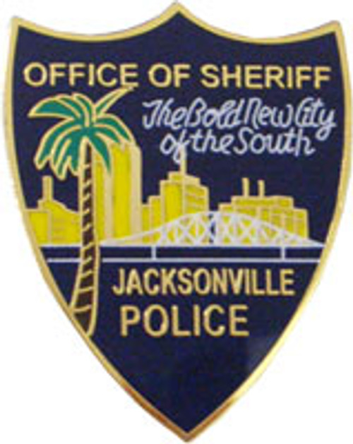 Jacksonville Patch Pin
