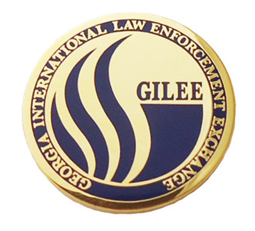 GILEE Lapel Pin