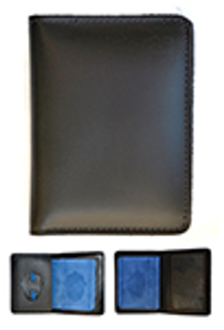 ID Case with Small Shield Cutout