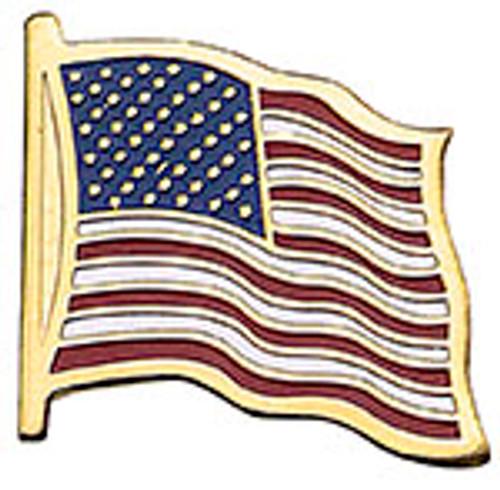 UNITED STATES FLAG LAPEL PIN