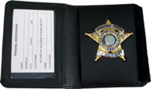 Travis County Duty Badge Case