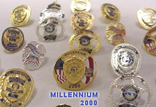 Assorted Millennium Lapel Pins Sets of 10