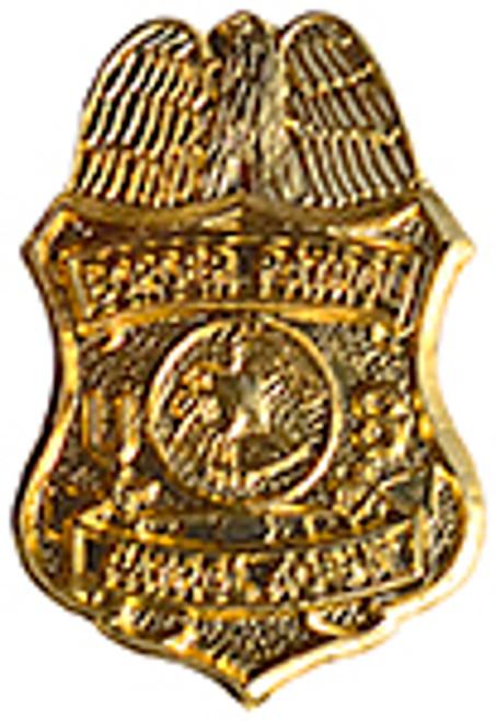 US BORDER PATROL BADGE LAPEL PIN