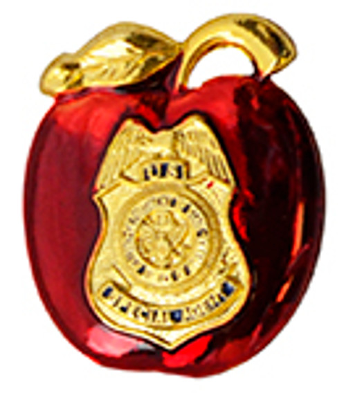 US SPECIAL AGENT LAPEL PIN