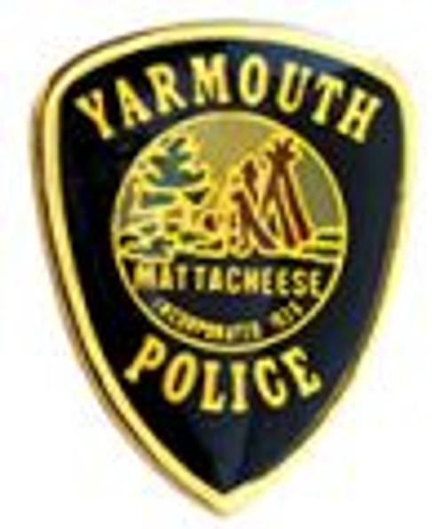 YARMOUTH POLICE LAPEL PIN