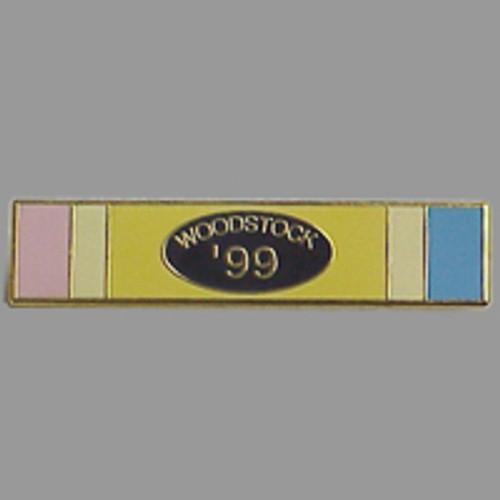 Woodstock 99 Collectors Pin