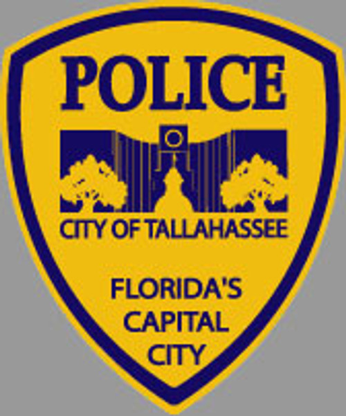 TPD Tallahassee Patch Lapel Pin