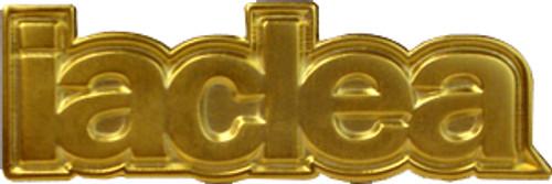 IACLEA Letter Pin