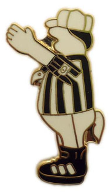 Referee Lapel Pin