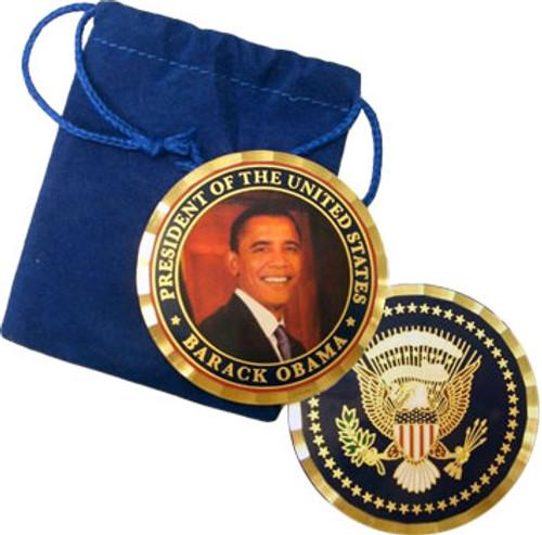 President Barack Obama Coin