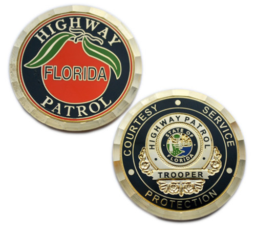 FHP Commemorative Coin GOLD