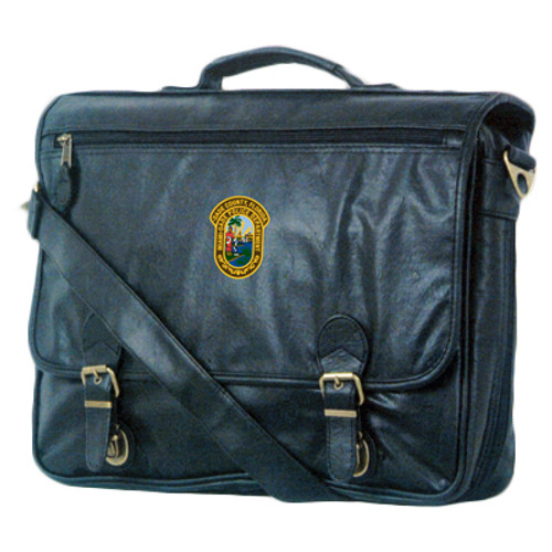 Miami-Dade Police Department Attache Bag with Patch