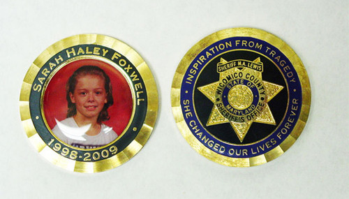 Wicomico County Sheriff's Office Coin