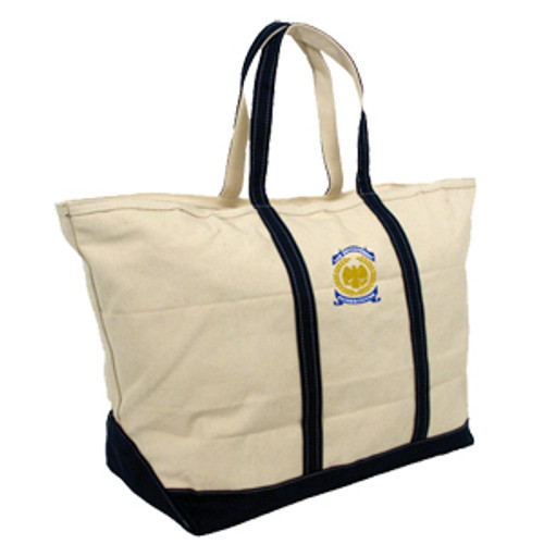 STYLE#9219 24 oz Canvas Zippered Tote