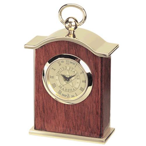 Carriage Desk Clock