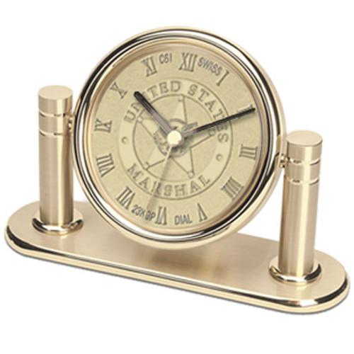 Arcadia Desk Clock