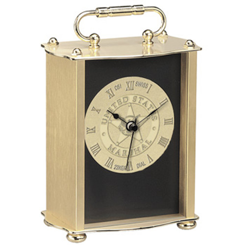Carriage II Clock
