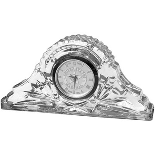 Crystal Napoleon Clock
