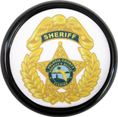 Volusia County Sheriff's Office Coaster 2 Pack