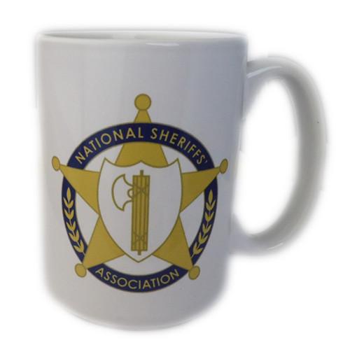 NSA Mug - White