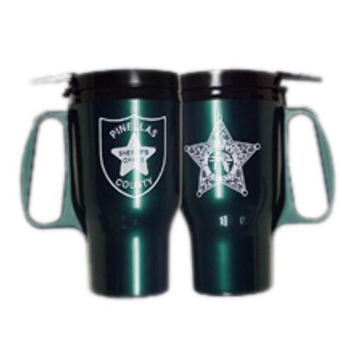 Pinellas County Sheriff's Office Travel Mug