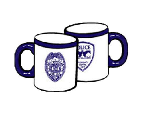 TPD Tallahassee Two-Tone Mug