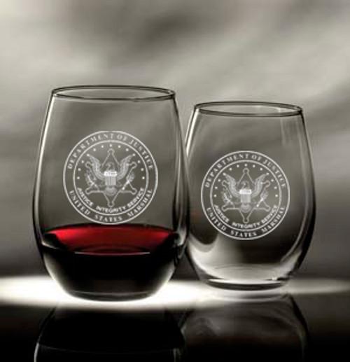 Trendsetter Stemless Wine Set of 4