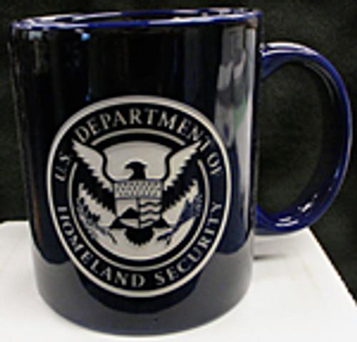 U. S. Department of Homeland Security Mug
