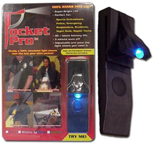 Pocket Pro Blue Light