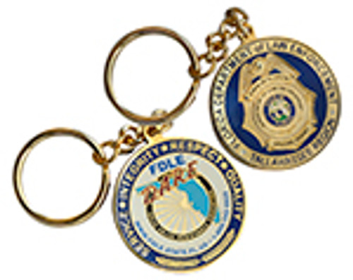 FLORIDA DEPARTMENT OF LAW ENFORCEMENT, TALLAHASSEE KEY RING