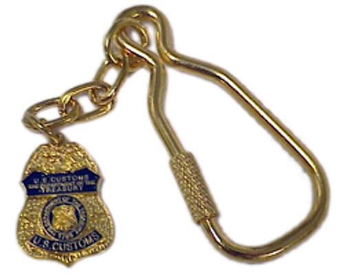US Customs Keychain